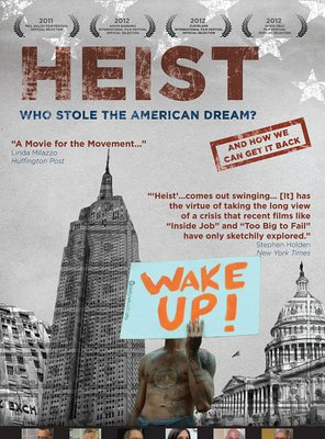 Poster of Heist: Who Stole the American Dream?