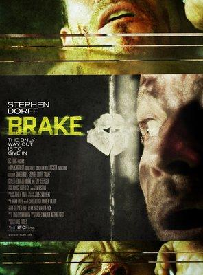 Poster of Brake