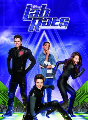 Poster of Lab Rats