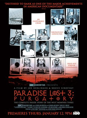 Poster of Paradise Lost 3: Purgatory