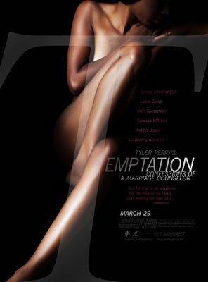 Poster of Temptation: Confessions of a Marriage Counselor
