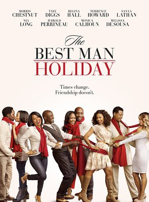 Poster of The Best Man Holiday