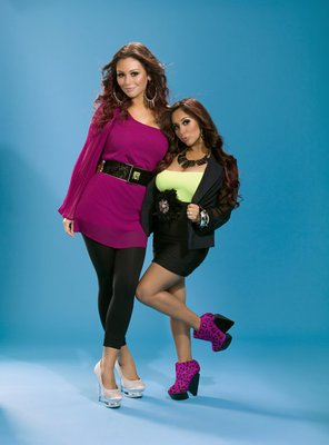 Poster of Snooki & JWOWW