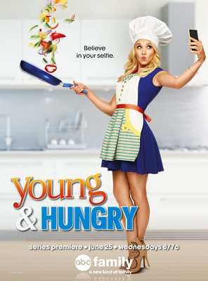 Poster of Young & Hungry