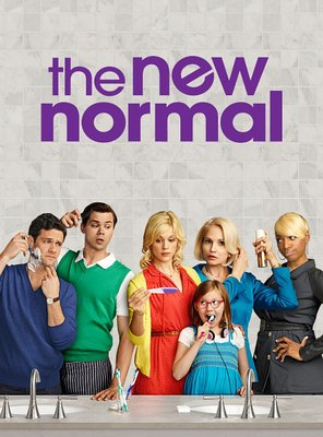 Poster of The New Normal
