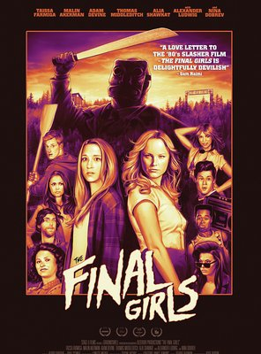 Poster of The Final Girls