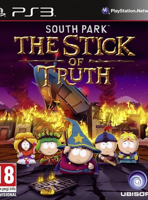 Poster of South Park: The Stick of Truth