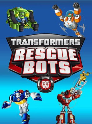 Poster of Transformers: Rescue Bots