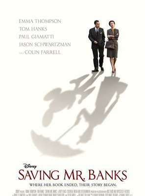 Poster of Saving Mr. Banks