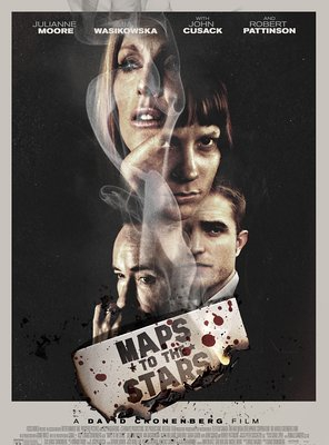 Poster of Maps to the Stars