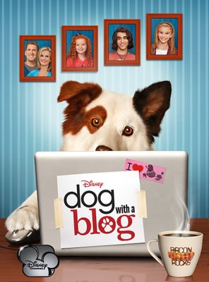 Poster of Dog with a Blog