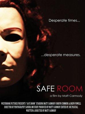 Poster of Safe Room
