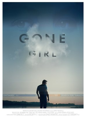 Poster of Gone Girl