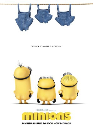 Poster of Minions