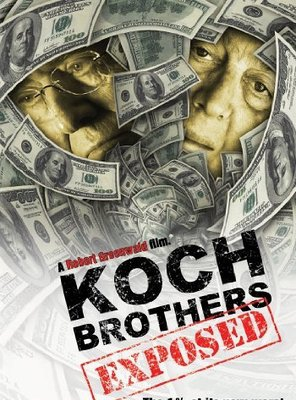 Poster of Koch Brothers Exposed