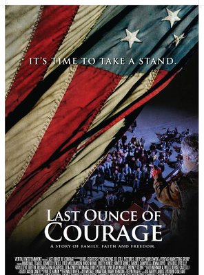 Poster of Last Ounce of Courage
