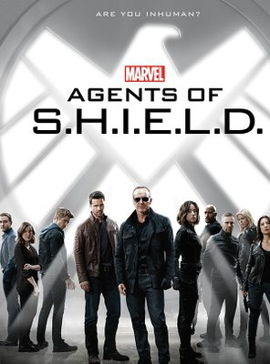Poster of Agents of S.H.I.E.L.D.