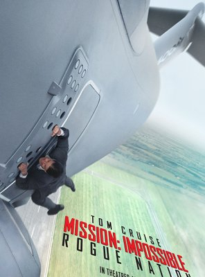 Poster of Mission: Impossible - Rogue Nation