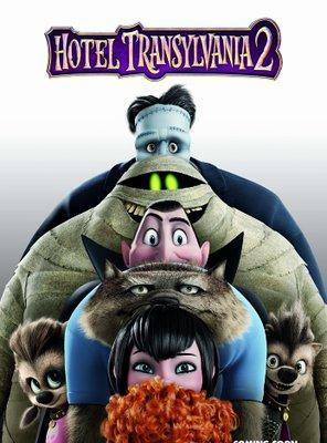Poster of Hotel Transylvania 2