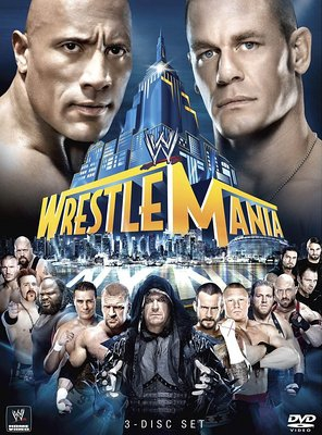 Poster of WrestleMania 29