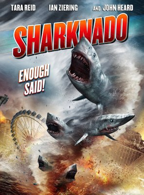 Poster of Sharknado