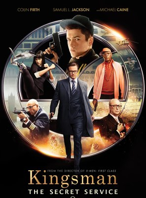 Poster of Kingsman: The Secret Service