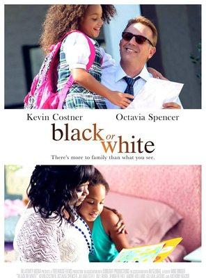 Poster of Black or White