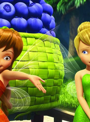 Poster of Tinker Bell and the Legend of the NeverBeast