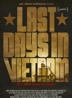 Poster of Last Days in Vietnam