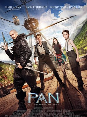 Poster of Pan