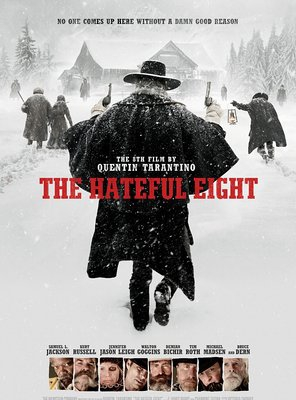 Poster of The Hateful Eight