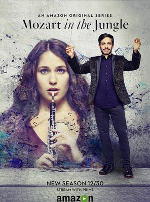 Poster of Mozart in the Jungle