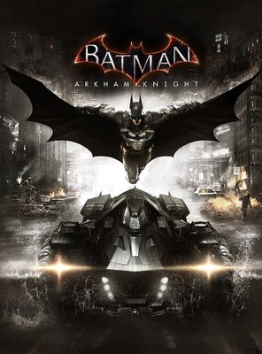 Poster of Batman: Arkham Knight