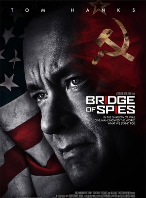Poster of Bridge of Spies