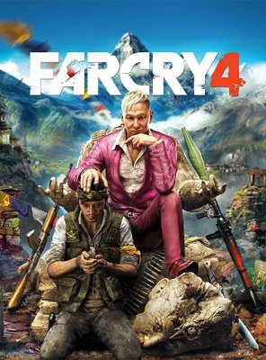 Poster of Far Cry 4