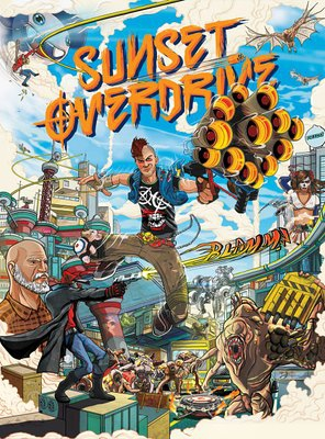 Poster of Sunset Overdrive