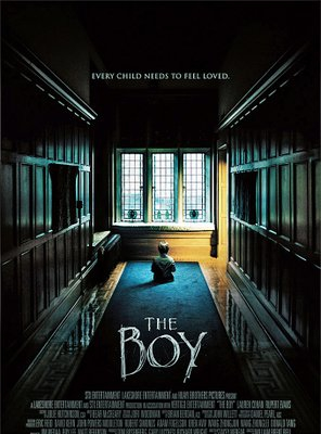 Poster of The Boy