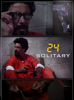 Poster of 24: Solitary