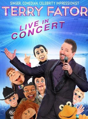 Poster of Terry Fator Live in Concert