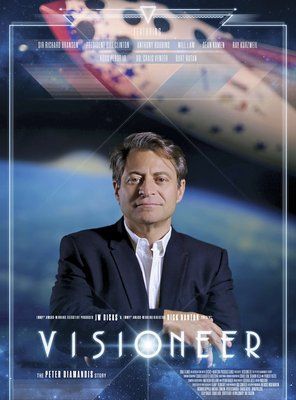 Poster of Visioneer: The Peter Diamandis Story